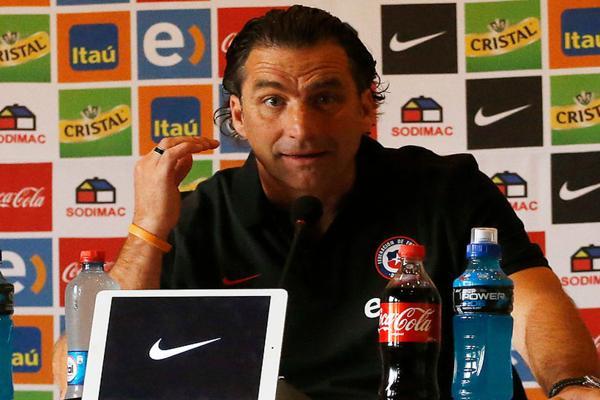 Hoy el portero va a ser «Christopher Toselli»en el encuentro Chile versus Paraguay