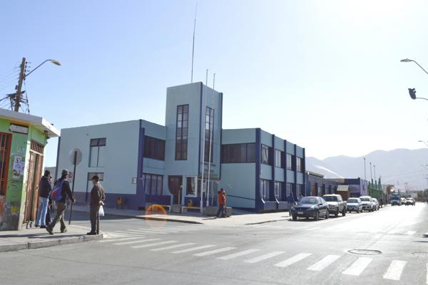 CONTINUA PROCESO DE LICITACIÓN DEL EX EDIFICIO CONSISTORIAL DE CHAÑARAL.