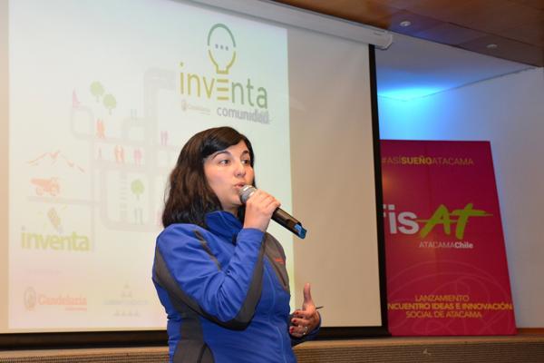 """Minera Candelaria lanzó programa de innovación """"Inventa Comunidad"""""""