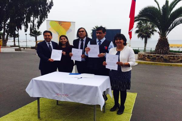 Gobierno y municipio de Huasco inician trabajo de regularización de títulos de dominio del borde costero