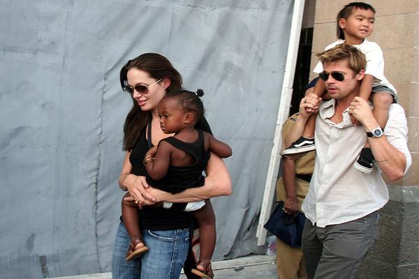 Brad Pitt habla tras la ruptura con Angelina Jolie