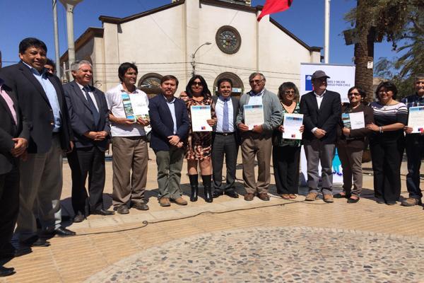 Pequeños agricultores de Atacama reciben $700 millones para tecnificación de riego