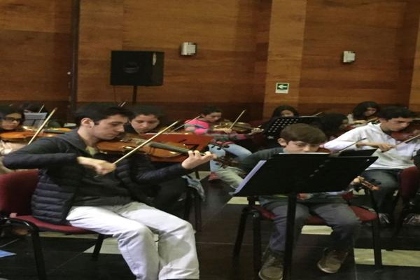 Orquesta Sinfónica Juvenil de Atacama dará conciertos gratuitos en Copiapó y Caldera