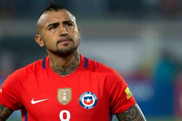 El motivo por el cual Vidal y otros tres jugadores de la Roja están «intoxicados»