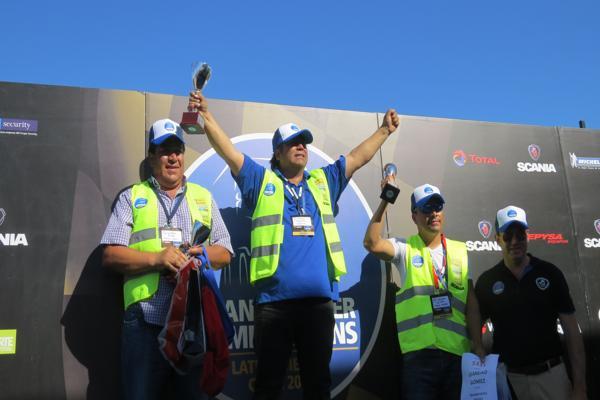 Copiapo tiene sus representantes para la final de la competencia mejor conductor 2016