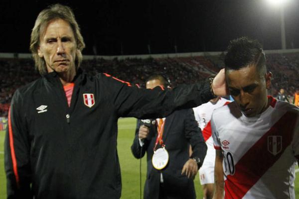 Prensa peruana habla tras derrota con Chile