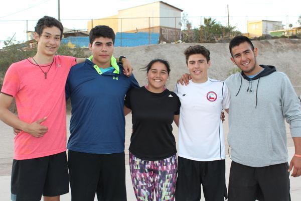 Atletas del Centro de Entrenamiento Regional competirán en el Campeonato Nacional Federado