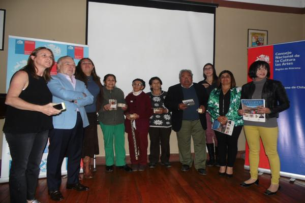 """Primer encuentro de Artesanos de la Provincia del Huasco"""""""