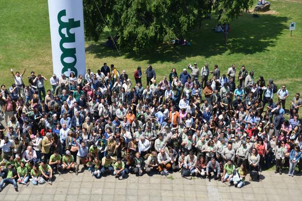 Experto internacional, Kyran Thellenel : El sistema de parques nacionales chilenos, administrado por CONAF, es de muy buen nivel.
