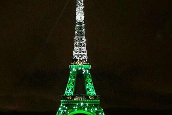 El mundo entero se tiñó de verde para homenajear al glorioso Chapecoense