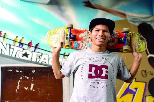 Joven antofagastino obtuvo el tercer lugar en el mundial de skate en Brasil