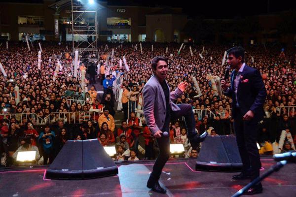 Con 25 shows Gira Teletón une al país