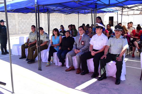 En Chañaral realizan trabajo de Prevención en la cárcel