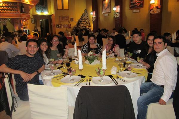 INACAP Copiapó realiza cena anual de egresados y empleadores 2016