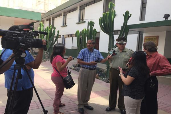 Investigacion administrativa para determinar responsabilidad de carabinero en muerte de poblador