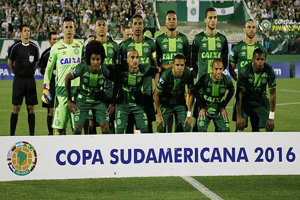 Atlético Nacional pide que Chapecoense sea declarado campeón de la Sudamericana
