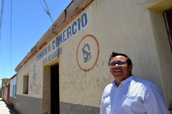 Se reactiva Cámara de Comercio y Turismo de Diego de Almagro