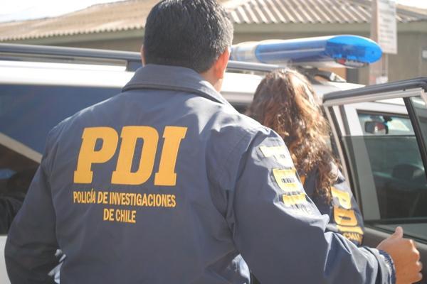 PDI DETIENE A SUJETO INVOLUCRADO EN ROBO CON VIOLENCIA OCURRIDO EN COPIAPÓ