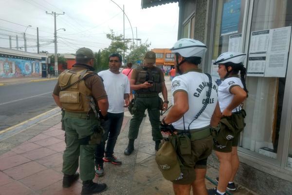 LOS GUARDIANES DE LA SEGURIDAD ESTÁN EN CALDERA