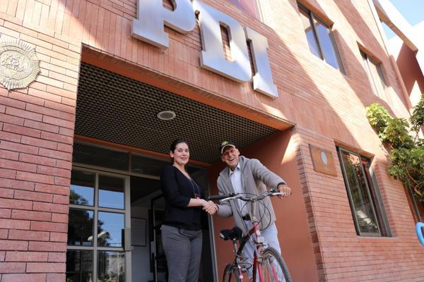 Detectives recuperan bicicleta evaluada en 300 mil pesos