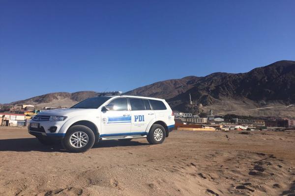 PDI realizo fiscalizacion de extranjeros en Chañaral