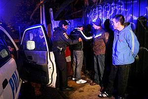 PDI identifica sectores de ocurrencia de delitos en fiesta de la Candelaria