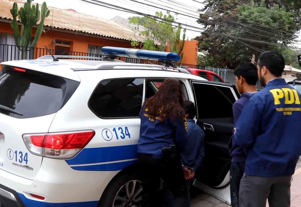 PDI detiene a dos sujetos por homicidio de ciudadano Boliviano en Copiapo