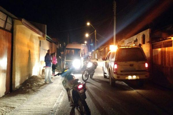 Un total de 17 detenidos en Caldera durante semana del 10 a 16 de abril