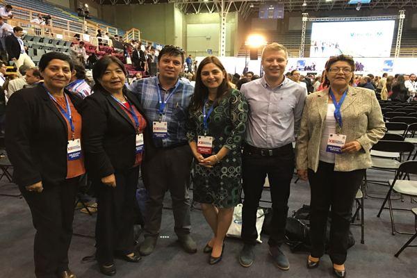 Alcaldesa de Caldera participa en el Congeso Nacional de la ACHM