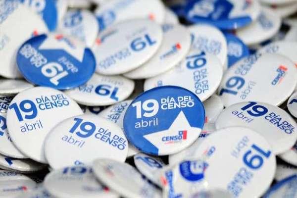 Entérate cómo reconocer a los censistas este miércoles 19 abril