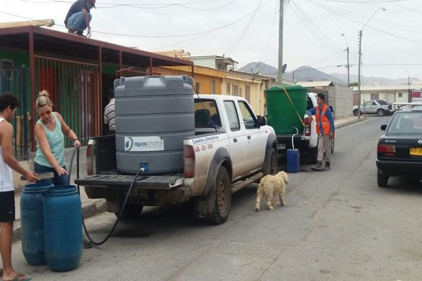 Aguas Chañar compensará a clientes de Chañaral pese a fracaso de  mediación con el Sernac