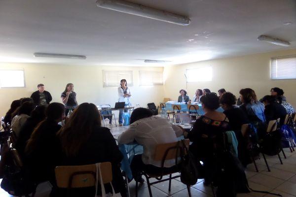 Educadoras de Jardines Junji tuvieron su primera reunión  de lineamientos pedagógicos del año 2017