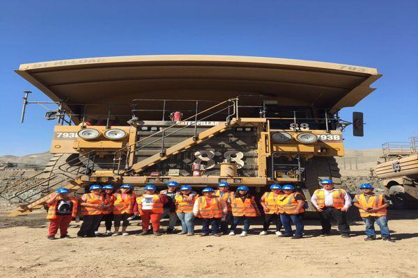 Minera Candelaria inició programa de visitas comunitarias 2017