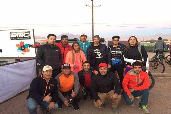 Copiapó, la ciudad que acumuló mas triunfos en el Atacama Challenger