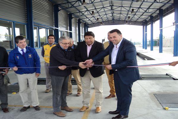 Inauguran Nueva Planta de Revisión Técnica en Vallenar