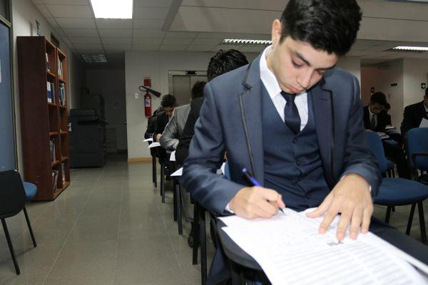 Jóvenes Atacameños inician pruebas para convertirse en detectives de la PDI