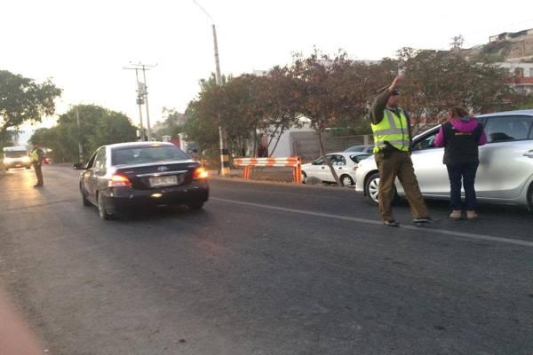Autoridades realizaron Jornada de fiscalización vial  en Establecimientos Educacionales de Vallenar