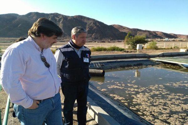 Subsecretario Jaime Burrows visita barrio de emergencia de Diego de Almagro