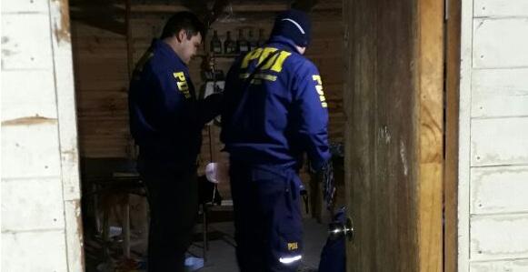 PDI investiga muerte y hallazgo de cadáver en población Cartavio en Copiapo