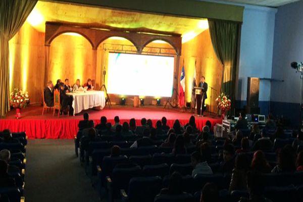 Alcalde Cesar Orellana entrega contundente cuenta publica en la comuna de Freirina