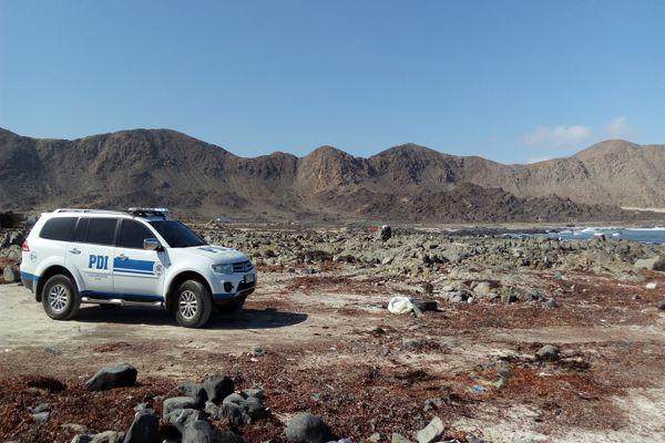 PDI Atacama detecta a extranjera ilegal trabajando solo por comida y hospedaje en Chañaral
