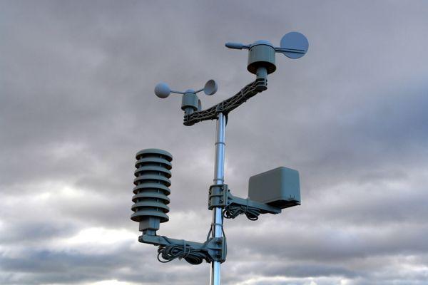 Freirina cuenta con moderna estación meteorológica única en la provincia de Huasco