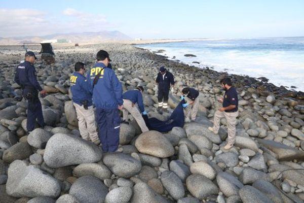 Cuerpo de una mujer fue encontrado en playa de Chañaral