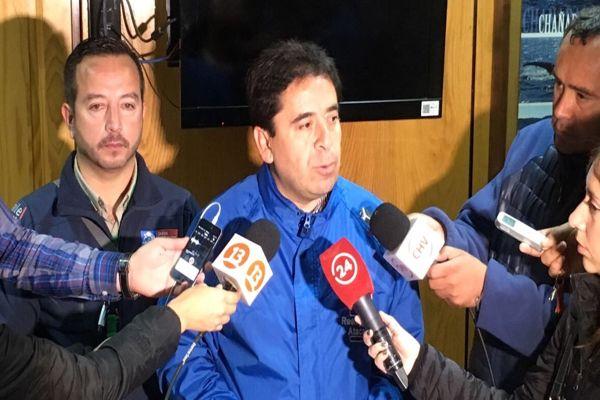 Gobierno Regional se encuentra desplegado en terreno y monitoreando el frente de mal tiempo en la región