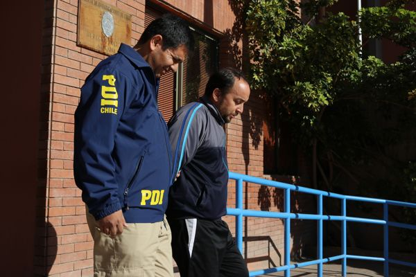 PDI detiene a pareja imputada de defraudar a empresa de FACTORING en Copiapo