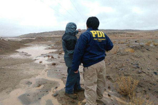 PDI realizan diversos servicios policiales focalizados en la Región de Atacama