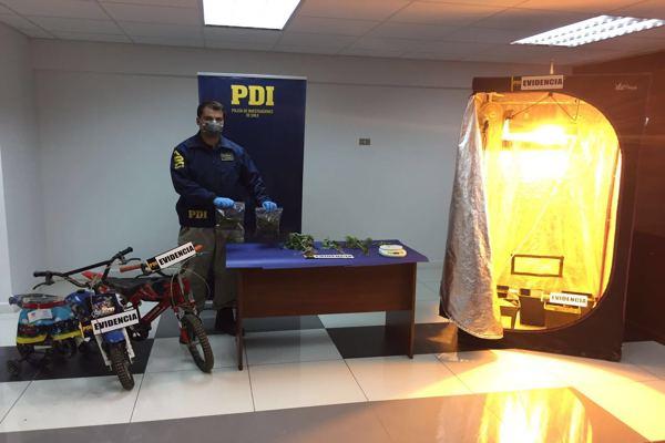 PDI detiene a sujetos que ingresaron a robar a local comercial afectado por catástrofe en Chañaral