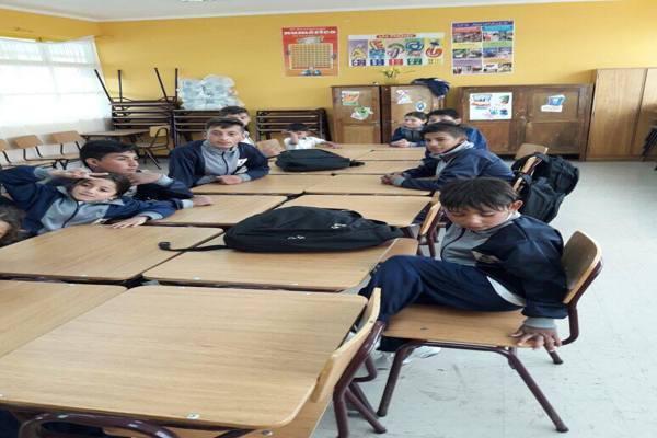Niños y niñas de Comunidad Gitana de Vallenar ingresaron por primera vez a clases