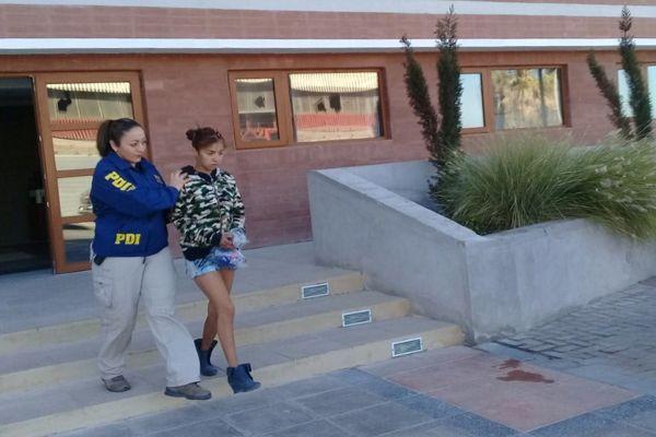Huella de calzado delato a imputada de robo en vivienda de Diego de Almagro