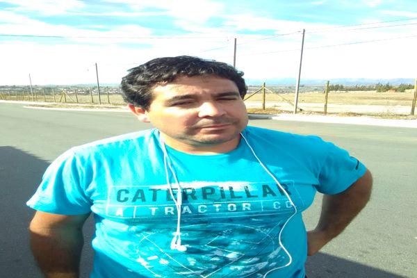 Mineros de Corralito agradecen a Carabineros y al alcalde de Vallenar por su rescate.